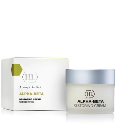 Holy Land ALPHA-BETA Restoring Cream   Восстанавливающий крем, 250 мл