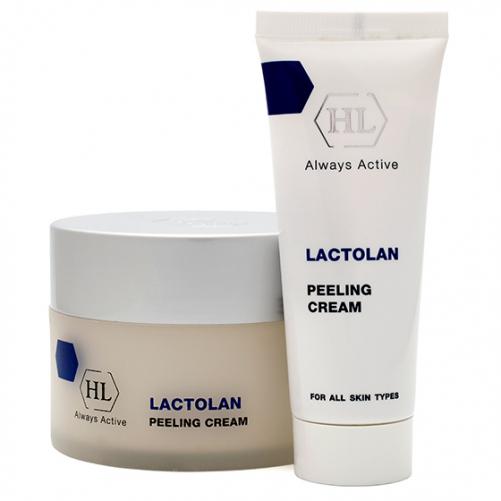 Holy Land LACTOLAN Peeling Cream   Отшелушивающий крем, 250 мл