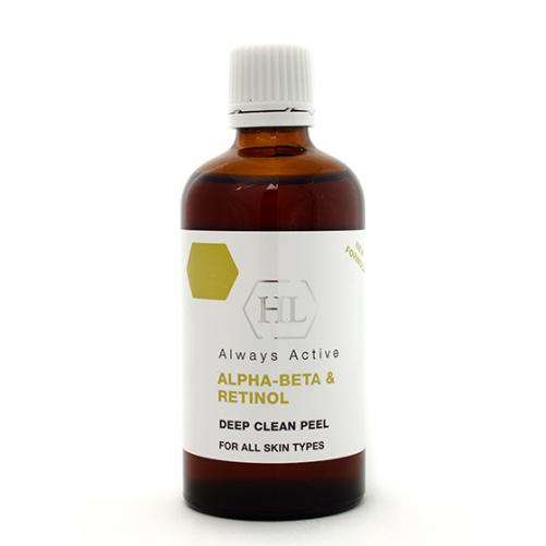 Holy Land ALPHA-BETA Deep Clean Peel  Химический пилинг, 100 мл