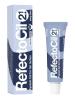 Refectocil   Краска для бровей темно-синяя (2,1), 15 мл