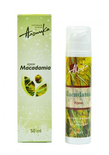 Альпика | Крем Macadamia, 50мл