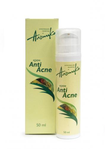 Альпика | Крем Anti Acne, 50 мл