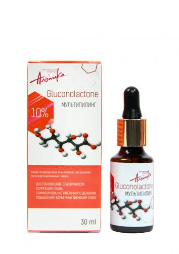 Альпика | Мультипилинг Gluconolactone 10%, 30 мл